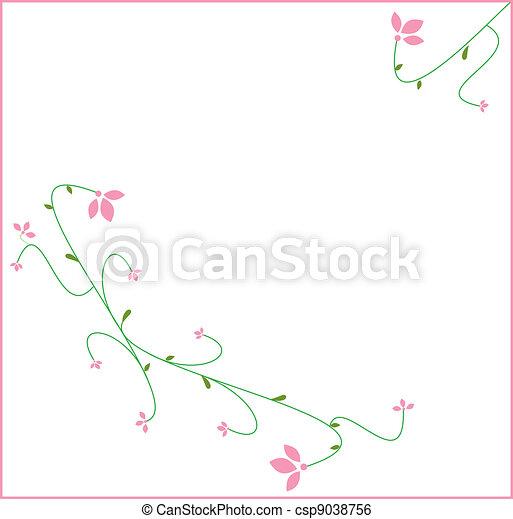 Spring flowers - csp9038756