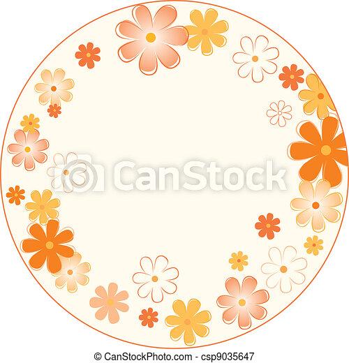 spring flowers - csp9035647