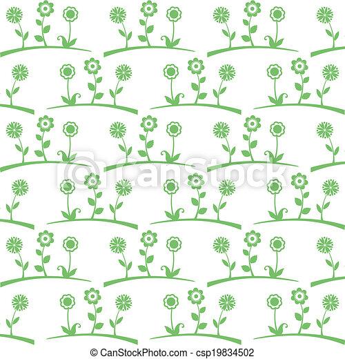 Spring flowers - csp19834502