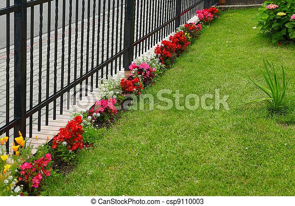 Spring garden - csp9110003