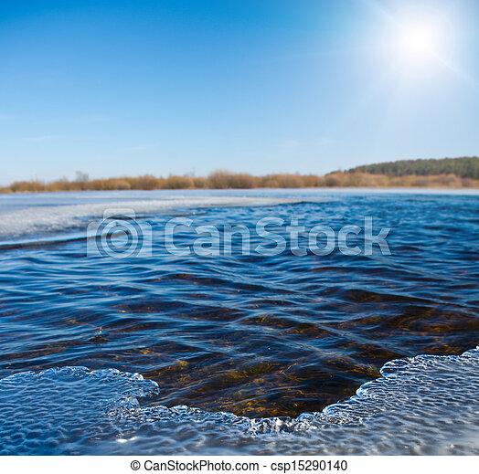 Spring river - csp15290140