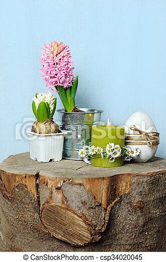 spring still life - csp34020045