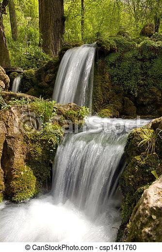 Spring water - csp1411760