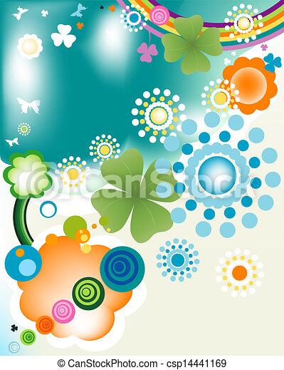 springtime  - csp14441169