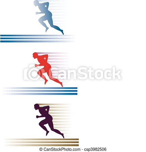 sprinter - csp3982506