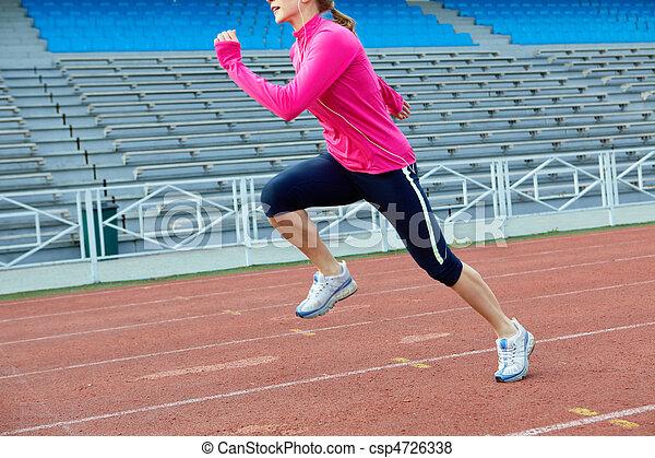 sprinter - csp4726338