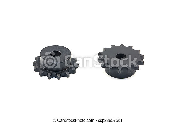Sprocket Gears - csp22957581
