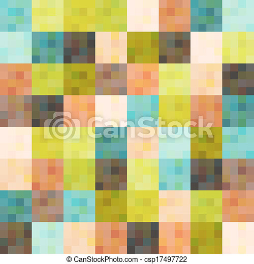 sqaure, model, seamless, geometrisch - csp17497722