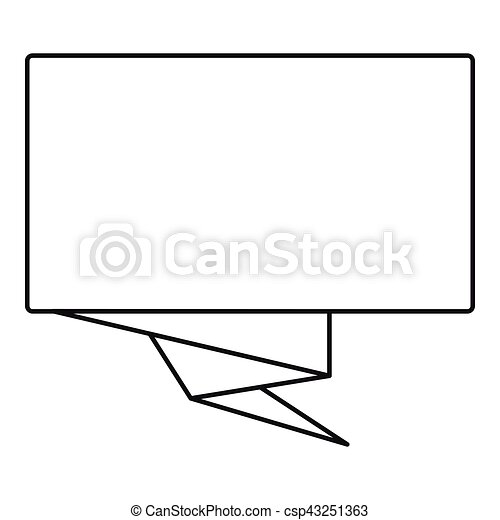 square banner icon outline style square banner icon outline rh canstockphoto com banner vector free banner vector free download
