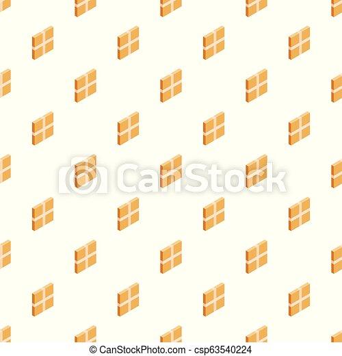 Square box pattern seamless vector - csp63540224