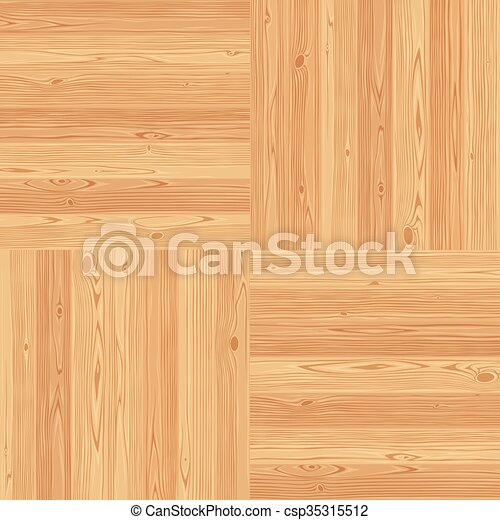 Square Parquet Seamless Floor Pattern Square Parquet Vector Clip