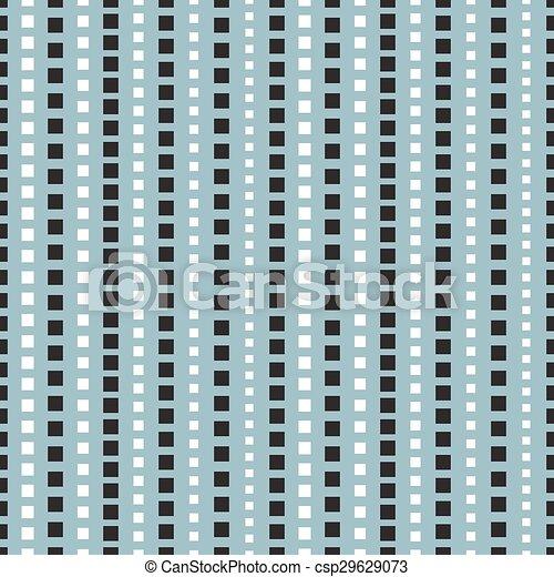 squares seamless pattern - csp29629073