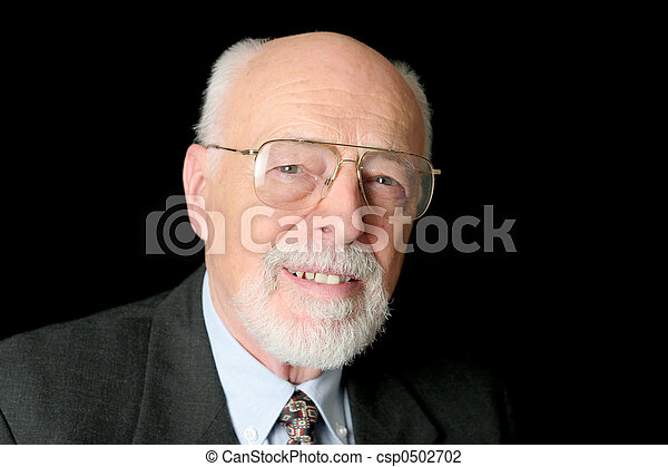 sr., amigável, homem - csp0502702