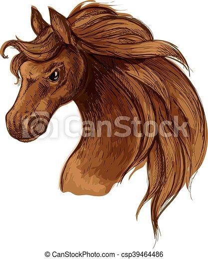Mustang Häst