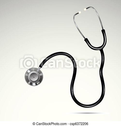 stéthoscope - csp6372206