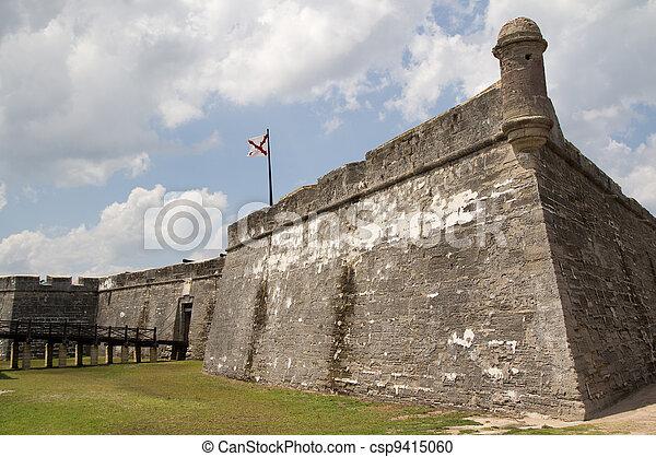 St. Augustine - csp9415060