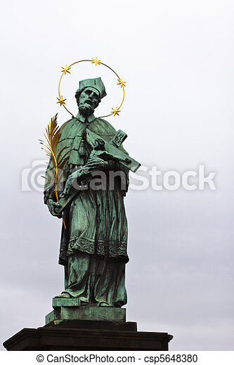 St. John of Nepomuk - csp5648380