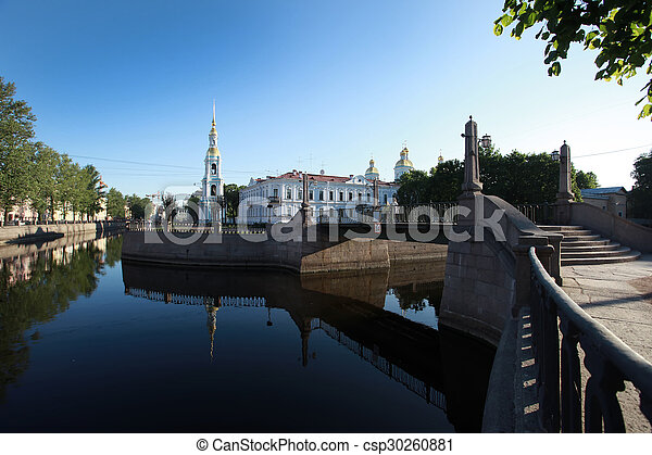 St. Nicholas Cathedral - csp30260881