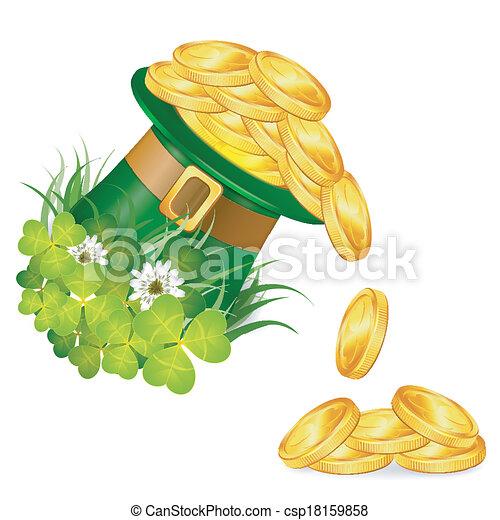 St. Patrick Day - csp18159858