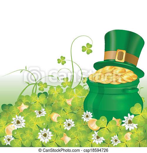 St. Patrick Day - csp18594726
