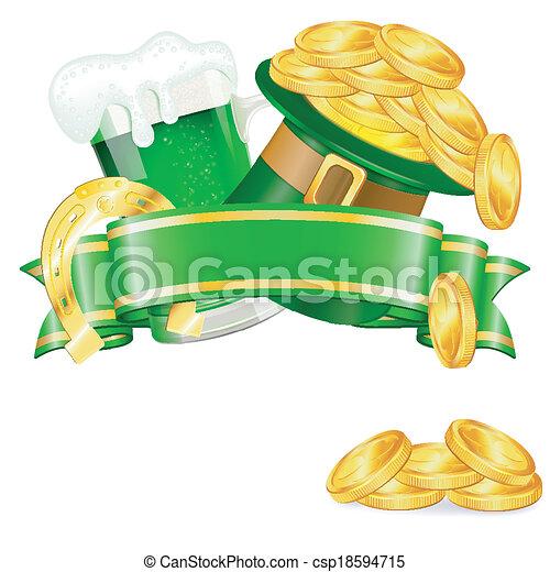 St. Patrick Day - csp18594715