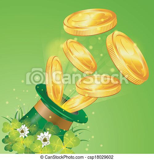 St. Patrick Day - csp18029602