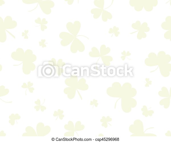 St Patrick's Day background - csp45296968