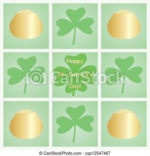 St Patricks Day - csp12547467