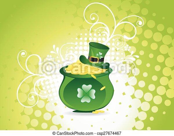 St. Patrick's Day - csp27674467