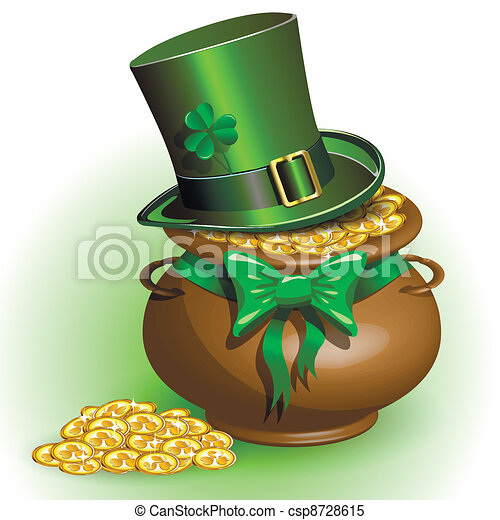 St. Patricks Day - csp8728615
