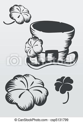 St. Patricks Day - csp5131799