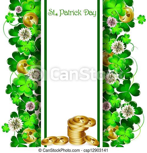 St Patrick's Day - csp12903141