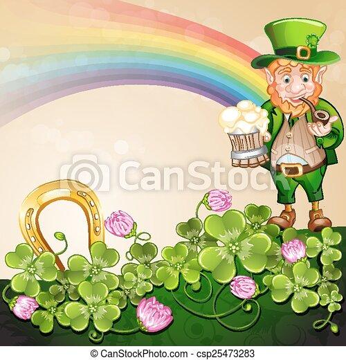 St. Patrick's Day - csp25473283