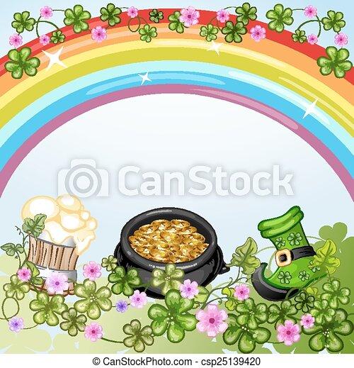 St. Patrick's Day - csp25139420