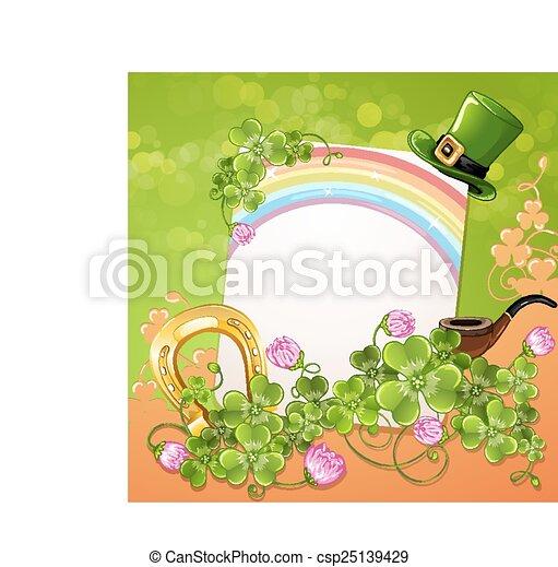 St. Patrick's Day - csp25139429