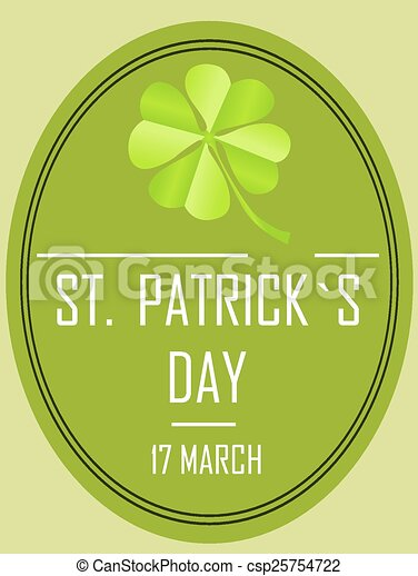 St. Patrick`s Day - csp25754722
