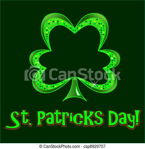 St Patricks Day - csp8929707