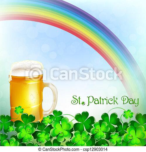 St Patrick's Day - csp12903014