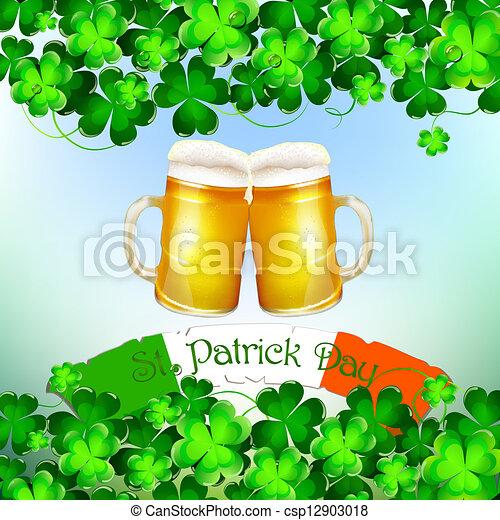 St Patrick's Day - csp12903018