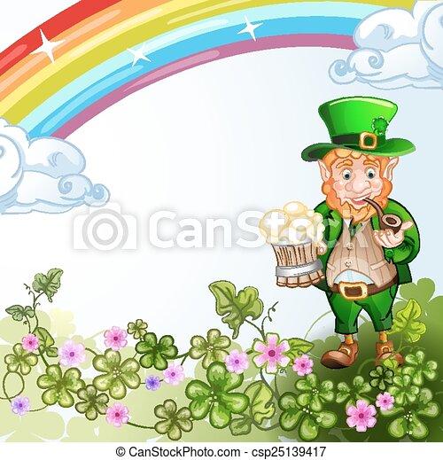 St. Patrick's Day - csp25139417