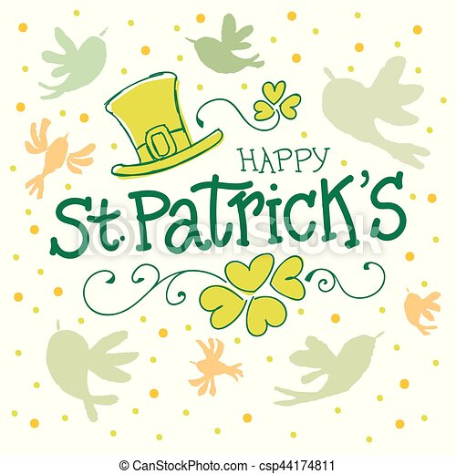 St Patricks day - csp44174811
