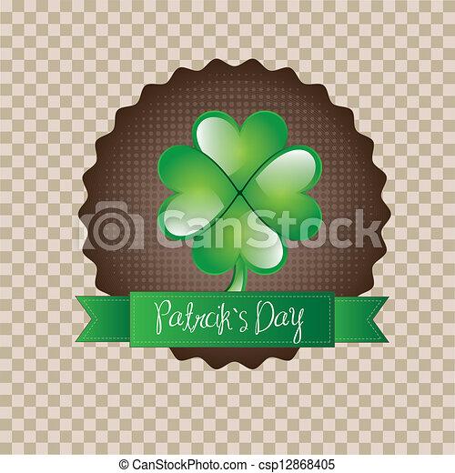 St Patricks day - csp12868405
