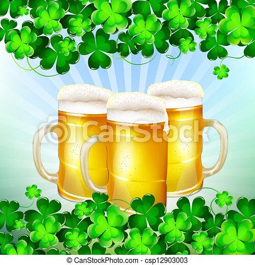 St Patrick's Day - csp12903003