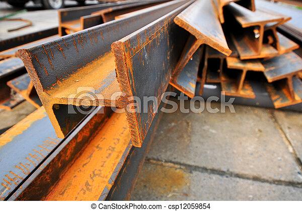 staalstralen - csp12059854