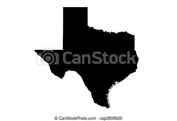 staat, texas - csp2809620