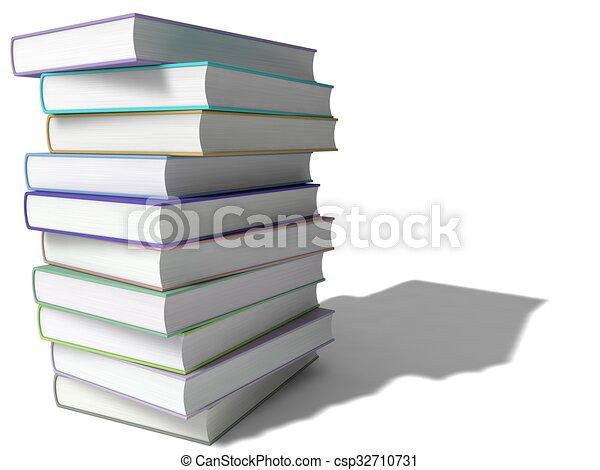 Stack Livre 3d
