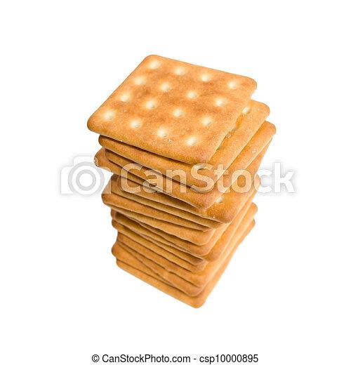 Stack of cookies - csp10000895