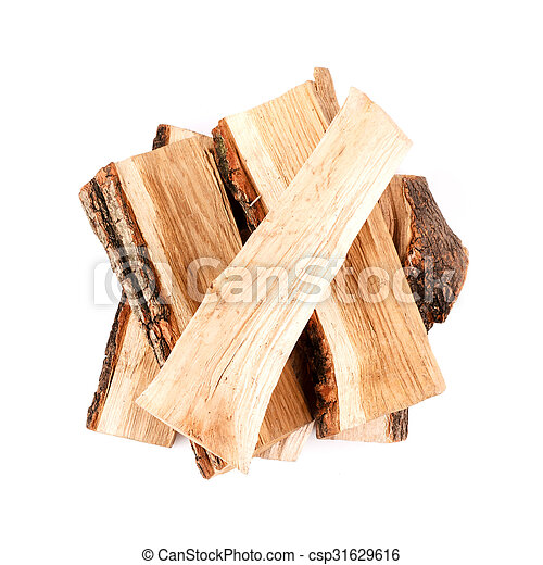 stack of firewood  - csp31629616