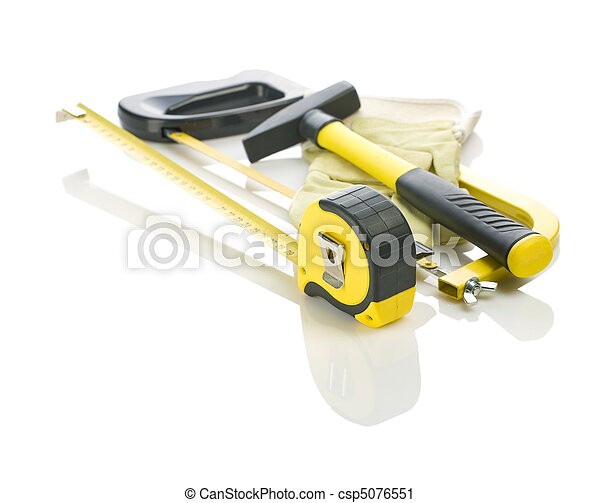 stack of tools - csp5076551