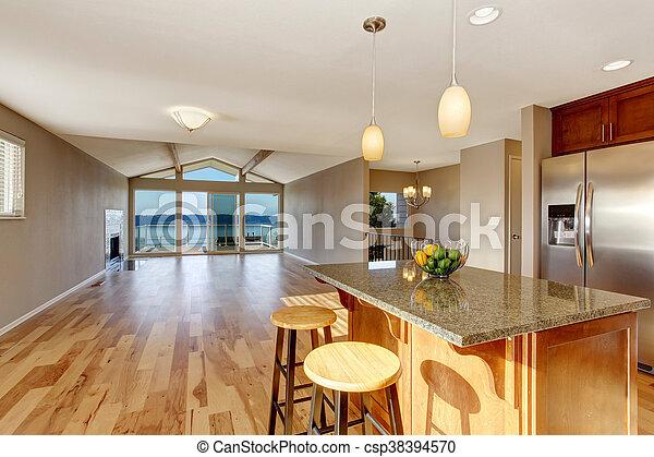 Kühlschrank Im Boden : Stahl boden hartholz rostfrei kühlschrank house luxus